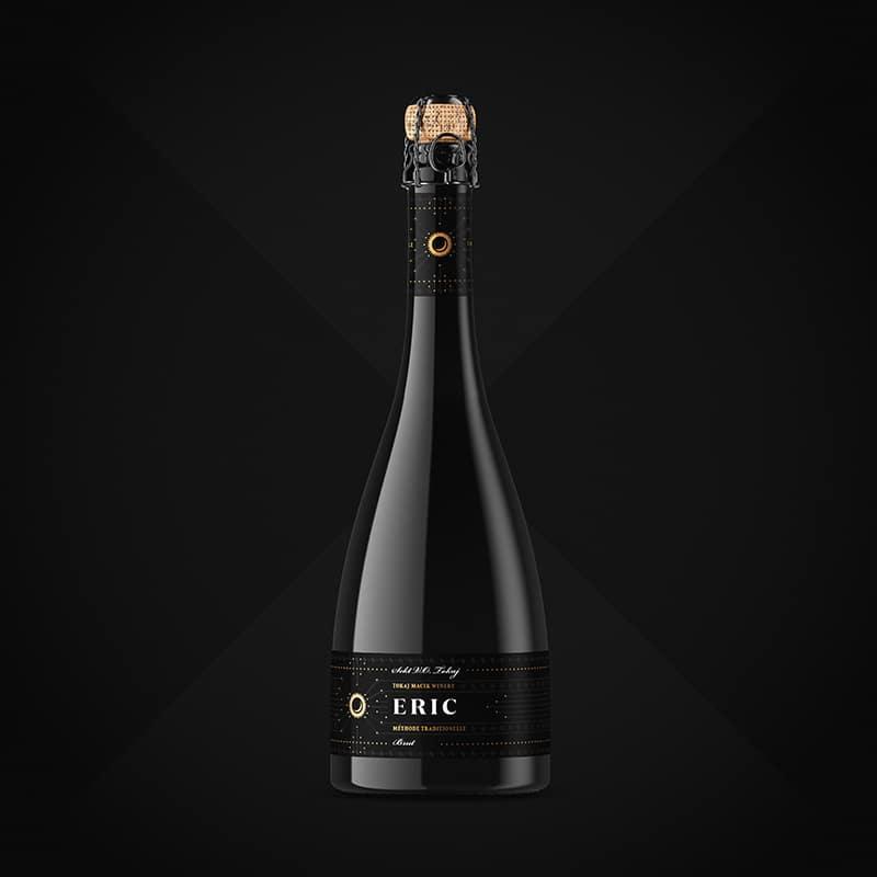 Wine label, packaging design ERIC for TOKAJ MACIK WINERY